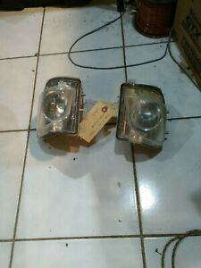 2006 - 2010 LEXUS IS250 IS350 LEFT RIGHT FOG LIGHT OEM 114-78420