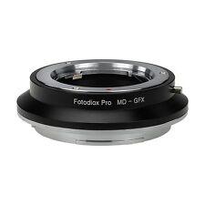 Fotodiox Objektivadapter Pro Minolta MD/MC/SR Linse für Fujifilm GFX 50S Kamera