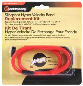 Marksman Laserhawk High Velocity Replacement Sling Shot Band 4731