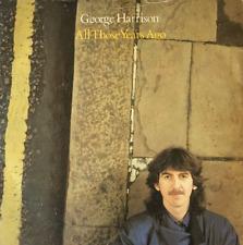 "GEORGE HARRISON - All Those Years Ago (7"") (EX/G+) (1)"