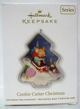 Hallmark Cookie Cutter Christmas 2012 1st Series Ornament