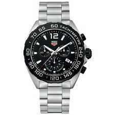 Tag Heuer Formula 1 43mm Chrono Date Quartz Mens Watch CAZ1010.BA0842