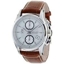 Hamilton  Entreprise Jazzmaster Chronograph marron Pour des hommes H32616553