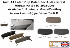 Armrest centre console Clip Catch for AUDI A4 (B6 B7)(2000-2007) BLACK