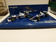 Minichamps 1/43 Scale 402 969701 - Williams Renault  F1 Team Set 5