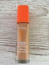 Rimmel london long lasting radiance 200 soft beige anti pollution foundation 30