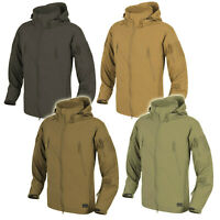 HELIKON TEX TROOPER Mens Jacket Tactical Military Windshirt SoftShell Outdoor