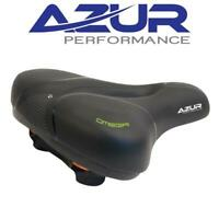 Azur Bike Cycling Bicycle Saddle Pro Range Seat - Omega
