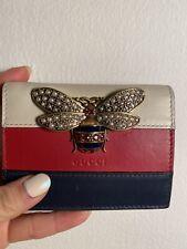 gucci wallet women used