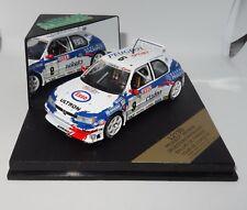 1/43 Vitesse L213B Peugeot 306 Maxi Rallye Tour de Corse 1997 Delecour RARE
