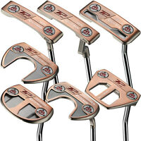 New 2019 Taylormade TP Patina Copper Putters - Pick Your Custom Specs & Model