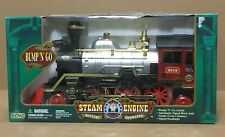 Echo Toys Steam Engine Battery Operated Bump N Go 3318 No. 80168 New