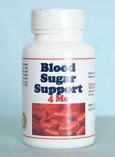 HIGH BLOOD SUGAR SUPPORT 4 ME -  (DIABETES) MADE IN USA