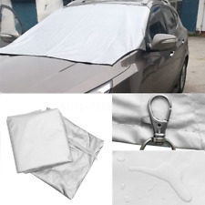 Magnetic Car Windshield Snow Cover Winter Ice Frost Guard Sunshade Protector US