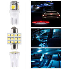 11x Bulbs LED White Interior Lights kit For 2004 - 2009 Nissan Quest Dome Map