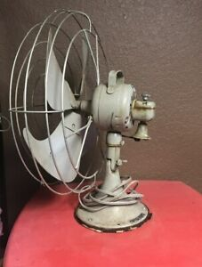 Vintage GE Electric Vortalex Fan