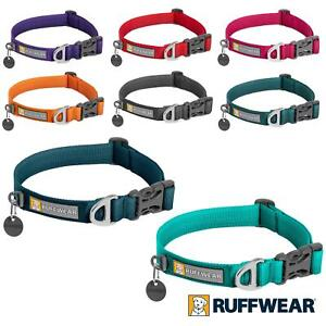 Ruffwear Front Range Dog Collar 2021 All Colours & Sizes, Soft Durable Everyday