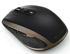 Logitech MX Anywhere 2 Wireless Bluetooth Mobile Portable Business Laser Mouse