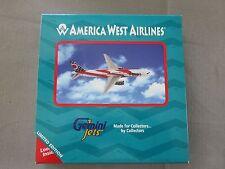 Gemini Jets 1:400 AMERICA WEST AIRLINES Boeing 757-200 NIB Item # GJAWE270