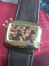 New Old Stock Ladies Vintage Gold Plated MONDIA- ZENITH Mechanical Wristwatch