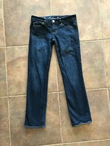 American Eagle Stretch Straight Leg Jeans size 2 short