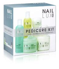 Salon System Naillux Pedicure kit / luxury treatment