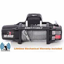 _X2O 10K Smittybilt GEN2 Winch Waterproof w/ Wireless Remote 10K lb  97510 NEW