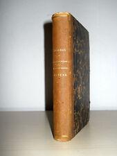 Correspondance d'André-Marie Ampère 1775-1836 Lyon Télégraphe électrique