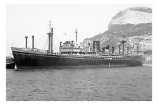 mc3660 - P&O Cargo Ship - Socotra - photo 6x4