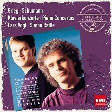 Klavierkonzerte - GRIEG, SCHUMANN: PIANO CONCERTOS [SCHUMANN, ROBERT] - NEW CD