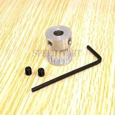 3M Timing Pulley 20T 8mm Bore for Stepper Motor 3D Printer 11mm Width HTD