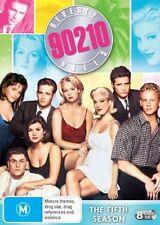 Beverly Hills 90210 - Season 5 (DVD, 8 Disc Set) NEW R4 Series