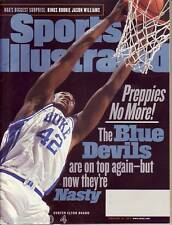 Sports Illustrated 1999 Duke Blue Devils C Elton Brand