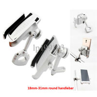 Waterproof Cell Phone USB Charger For Honda Forza Ruckus PCX150 Silver Wing