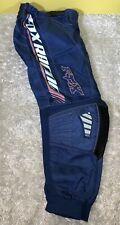 Girls Fox Racing 180 Race Pants Motocross Size 5/6 Navy Blue / Pink