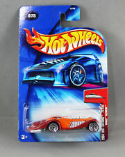 """HOT WHEELS 2004 FIRST EDITIONS SERIES """"CROOZE OZZNBERG"""" 75/100 NEW/SEALED"""