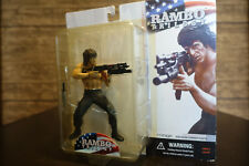 Rambo 3 Trilogy First Blood III sylvester stallone mirage figure-very rare new