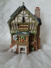 Department 56 Dicken's Village series THE PIED BULL INN 2nd Edition 1993.