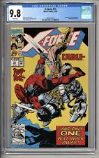 X-FORCE #15 CGC NM/MT 9.8 1992 MARVEL COMICS CABLE DEADPOOL
