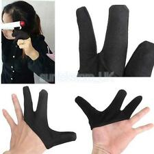 Hair Styling Tool Curler Straightener Heat Resistant Protect 3 Finger Glove