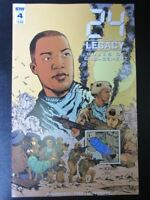 24 Legacy: Rules of Engagement #4 - IDW Comics # 1B9
