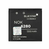 Akku Batterie für BL-6M Nokia N73 / N93 1200mAh 3,7V Li-ion Accu von Bluestar