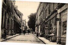 CPA Bourbon-L'Archambault-Rue Achille-Allier (263048)