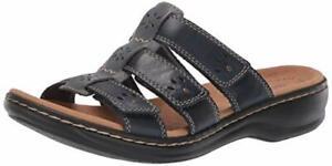 Clarks Women's Leisa Spring Slide Sandal - Choose SZ/color
