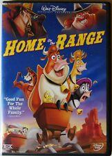 Home on the Range (DVD, 2004) Walt Disney
