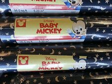Disney Wallpaper Baby Mickey Stars Moons #41261200 (4 Double Roll)