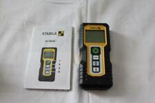Stabila Ld 250 Bt Laser Distance Measurer - Bluetooth - New! *C*