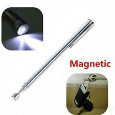 Portable Telescopic Magnetic Long Pen Pick Up Rod Tool Extending Stick E6C3