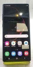 Samsung Galaxy Note 10+ 512GB Black SM-N975U (Unlocked) -GSM World Phone- DG6776
