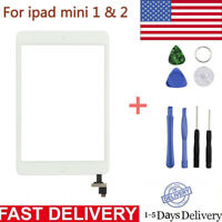 White Screen Digitizer Replacement For iPad Mini A1432 A1454 A1455 A1489 A1490
